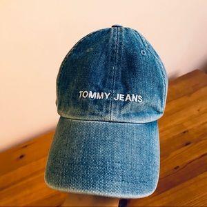 Tommy Hilfiger Blue Denim hat